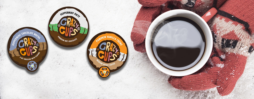 K-Cups and Hot Drink