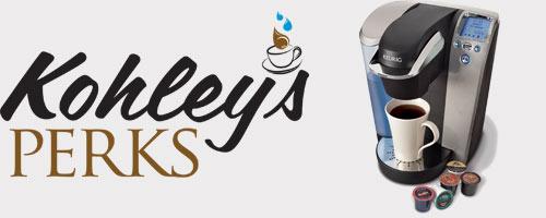 Kohley's Perks