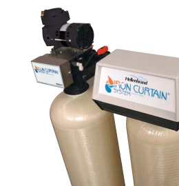 Hellenbrand's Iron Curtain Filtration System